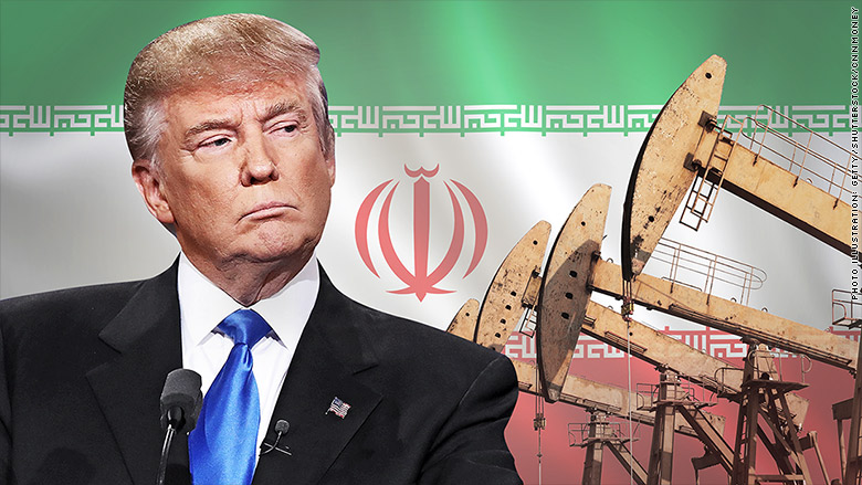 Iran says Trump can not bring oil prices down by 'bullying'