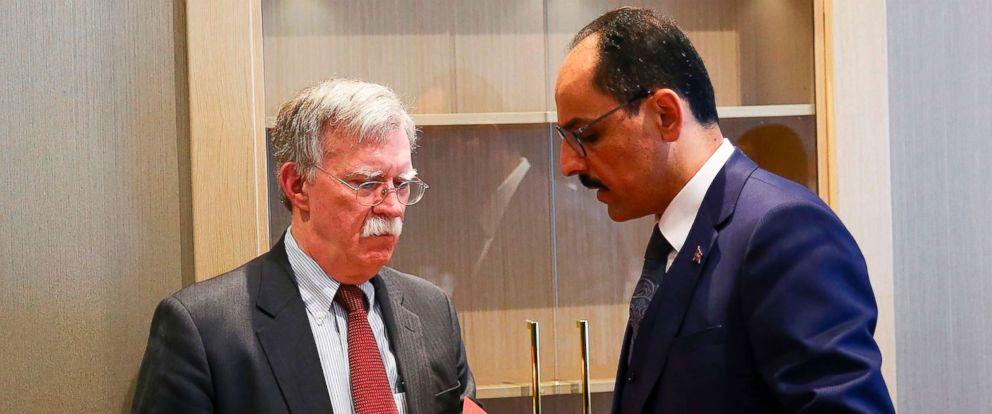 2143e2f4 Turkey Humiliates John Bolton, Media Declares