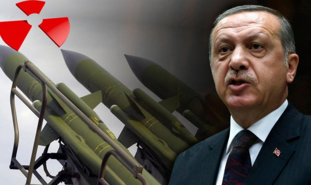 Erdogan breaks silence on U.S.  to stand by Russian missile deal