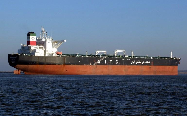 Iranian-tanker