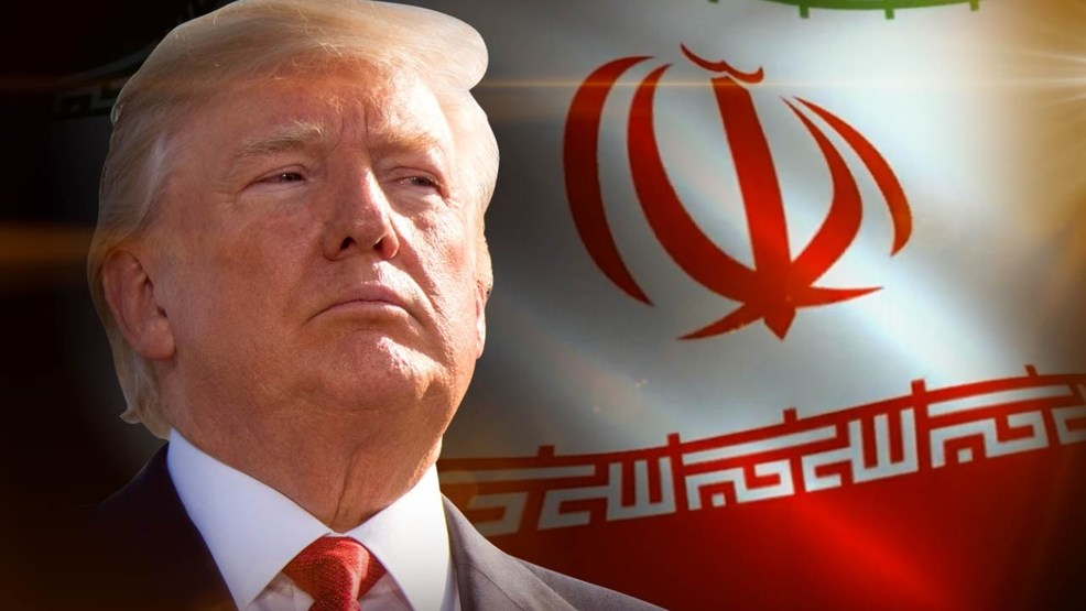 Donald Trump: I'm not looking to meet with Iran's president
