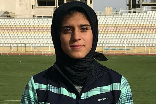 Reyhaneh-Mobini-long-jump-athlete