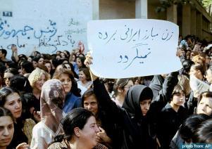 Bildergebnis für تظاهرات زنان ایران