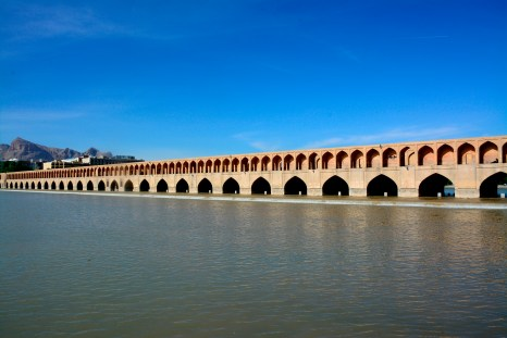 Si-o-Se Bridge - Isfahan