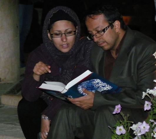 Hafez Tomb - Shiraz
