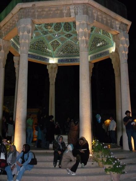 Hafez Tomb - Shiraz