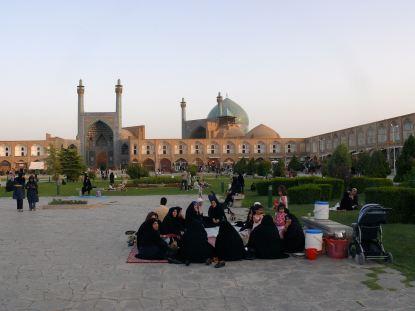 Meidan Emam - Isfahan (2)