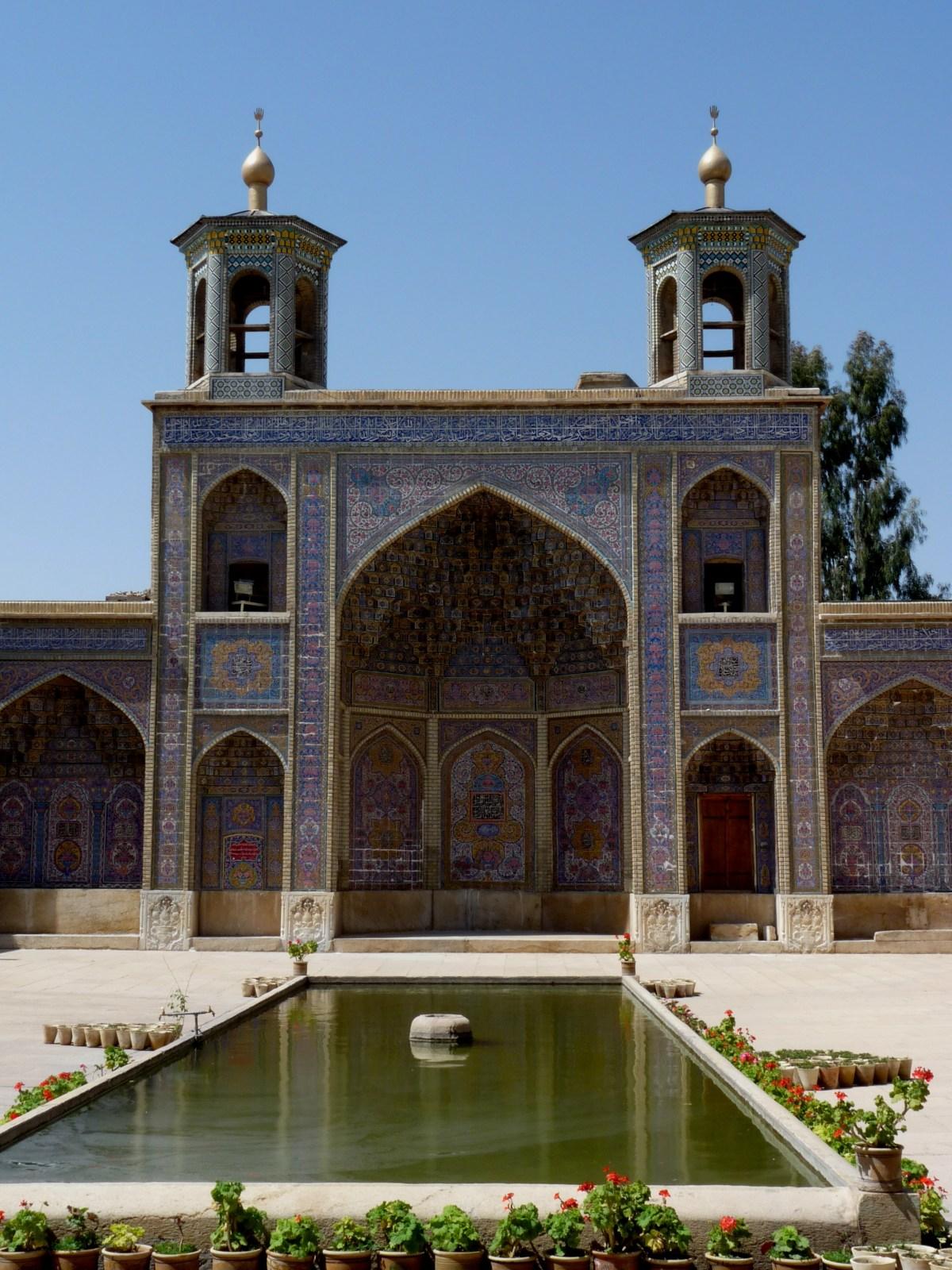 Nasir-ol Molk - Shiraz