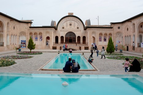 Boroujerdi house - Kashan