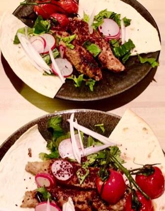 Kabab Kubide (Gehakt kkebab)