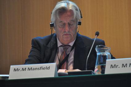 Professor Michael Mansfield (UK)