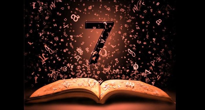 سبعة x سبعة – في الاديان والمعتقدات