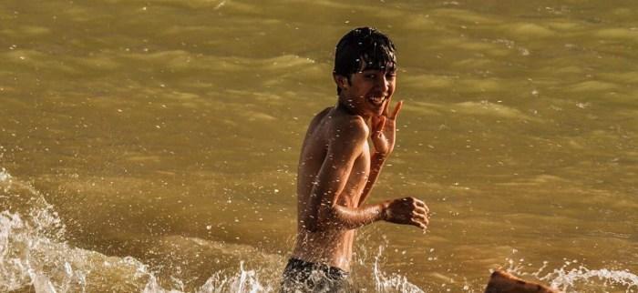 احتفالية المصور العراقي – سباحة