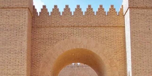 احتفالية المصور العراقي – شموخ بابل