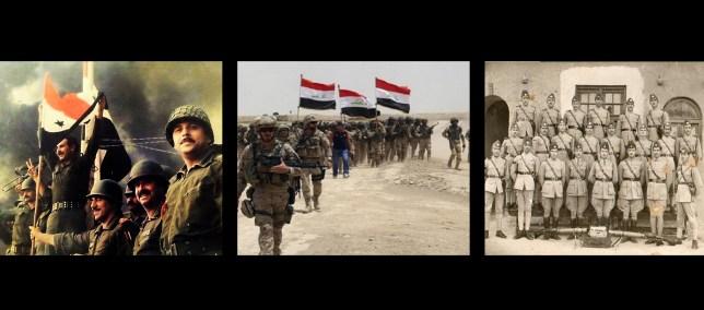 الجيش هوية الوطن