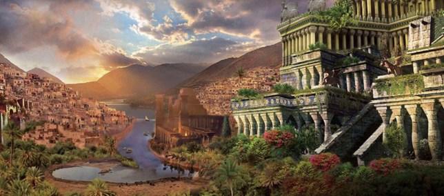 بابل ضمن قائمة اليونسكو للتراث العالمي