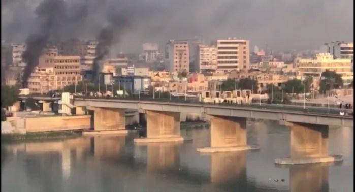 تطورات جديدة من بغداد