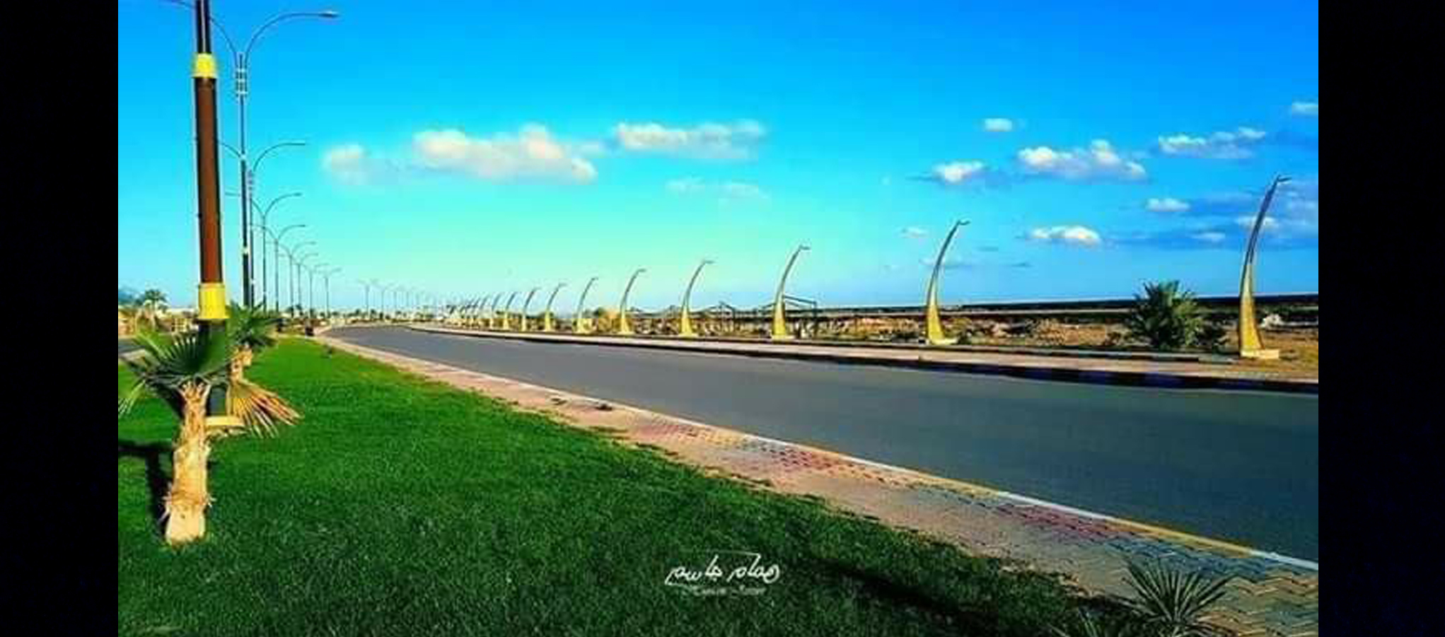 صور من محافظة الأنبار