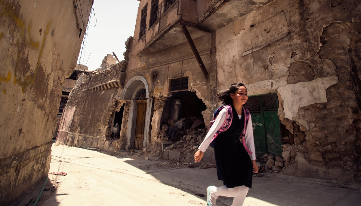 mosul art and soul heritage