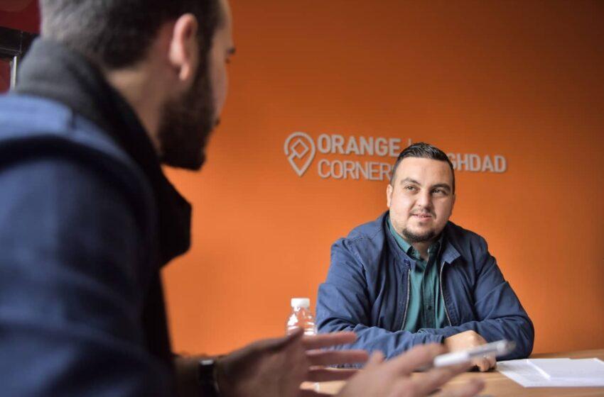 Orange corners mentoring