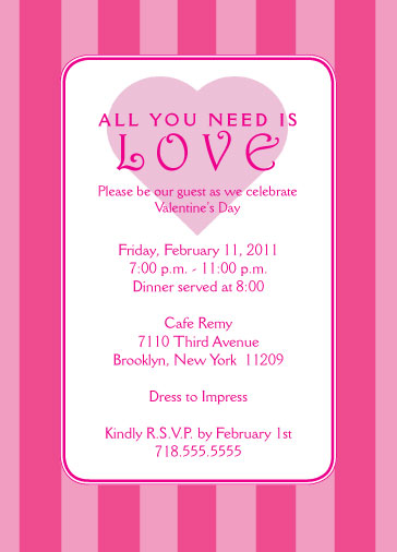 Planning A Valentine S Day Party Ipv Studio