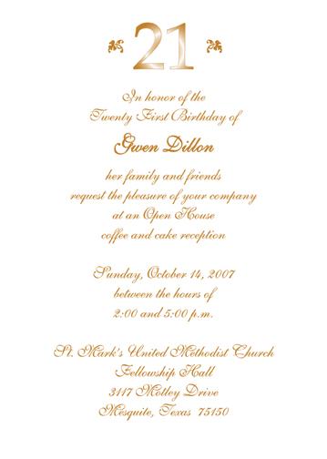 21st birthday party invitation bp 009 ipv studio