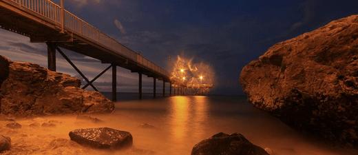 Nightcliff jetty