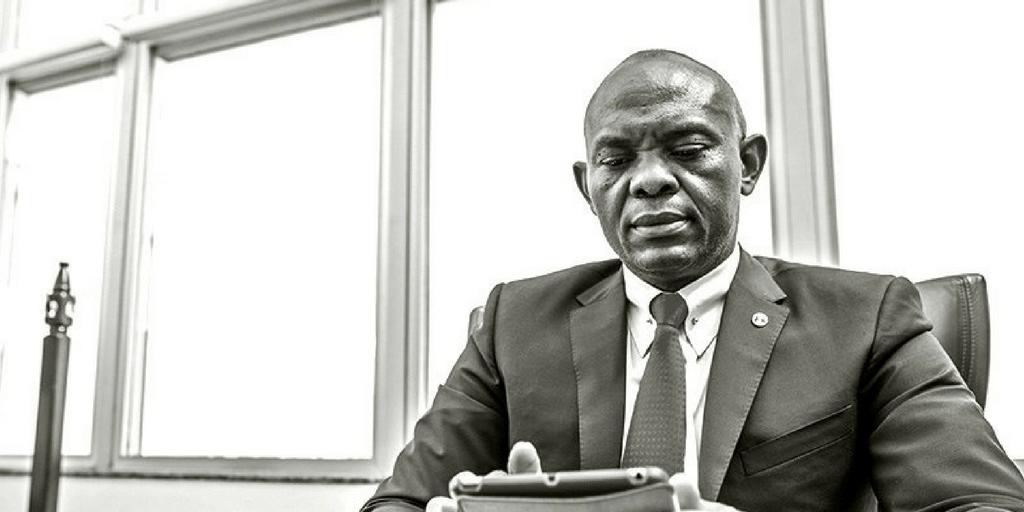 Ces 7 Conseils de Tony Elumelu Feront de Vous Un Meilleur Leader