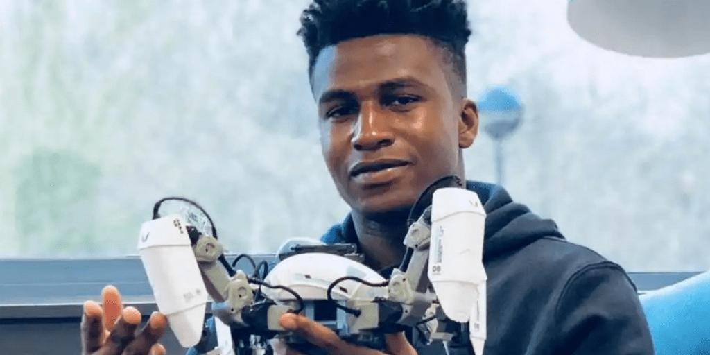Silas Adekunle, le dresseur de Mekamon qui a dompté Apple