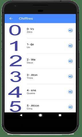 Ⓒ Fongbe App