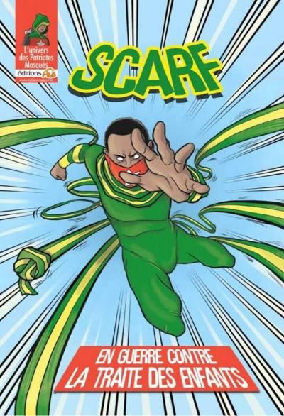 scarf togo BD Ago media super héros irawo