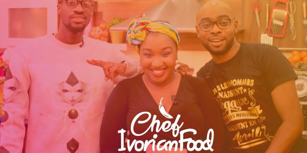 Chef Ivorian Food fait cuisiner les talents Africains