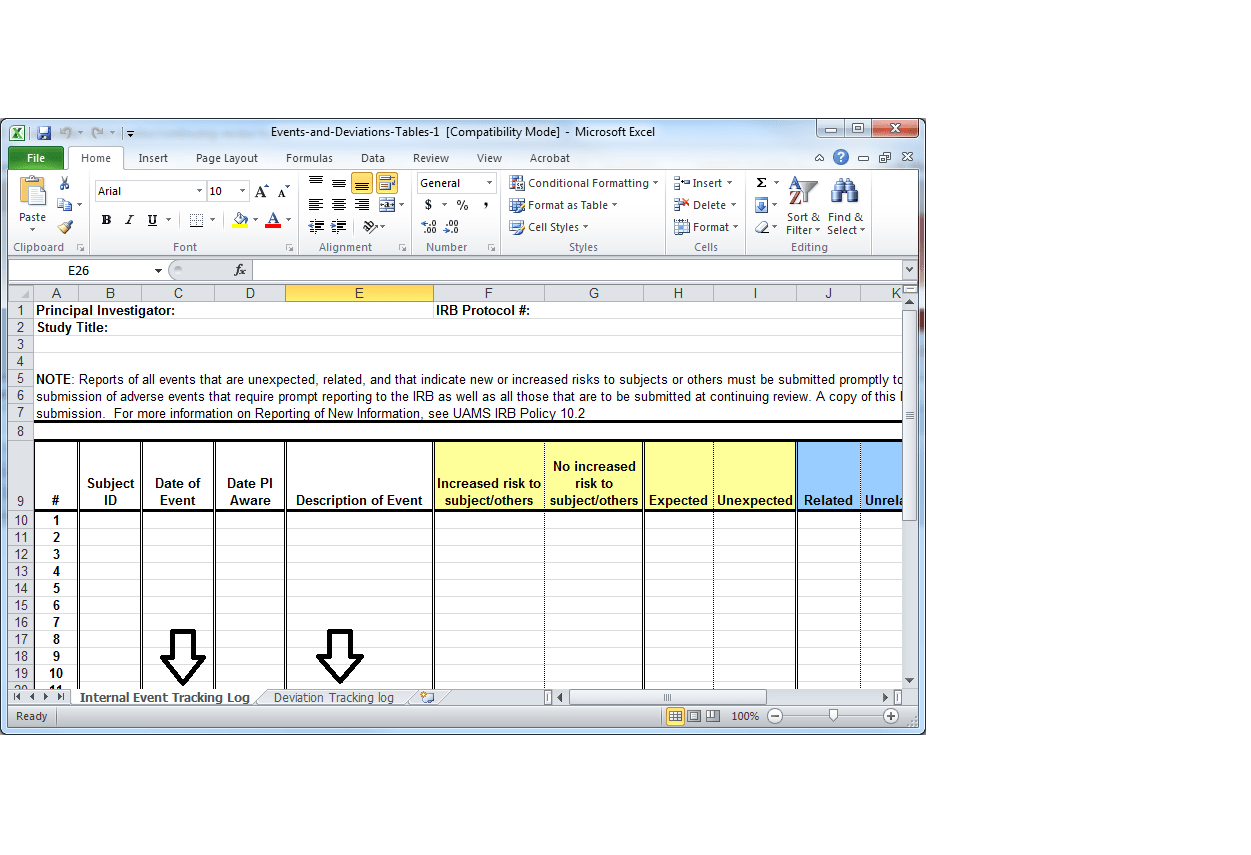 Remember To Look At All Tabs On An Excel Spreadsheet