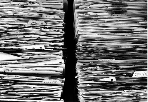 document retention schedule