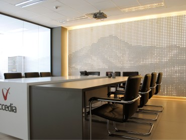 Accedia Sofia Office Conference Room