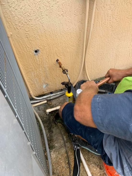 IRC plumbing, find and repair leaks, leak detection sebastian, leak repairs sebastian and vero beach