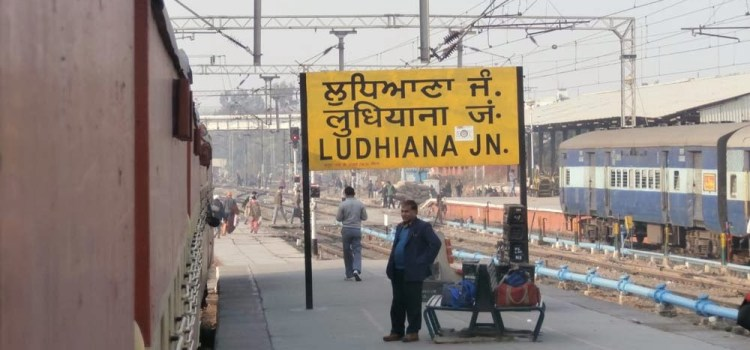 04925 Chandigarh Ludhiana Special Train