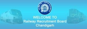 RRB Chandigarh Written Exam Results 2015