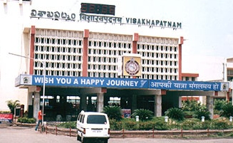 02873 Visakhapatnam Tirupati Superfast Weekly Special