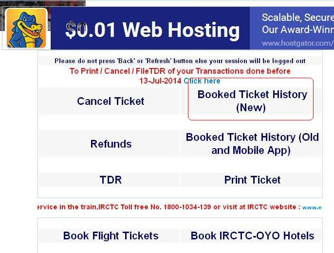 how to change boarding station in irctc account online irctc news