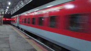 Rajdhani Speed