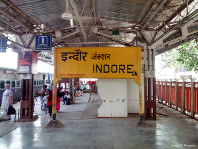 Retiring Room availability at Indore Railway Station