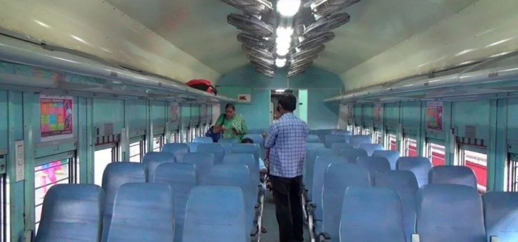 All About 2S Second Seating Class in Indian Railway