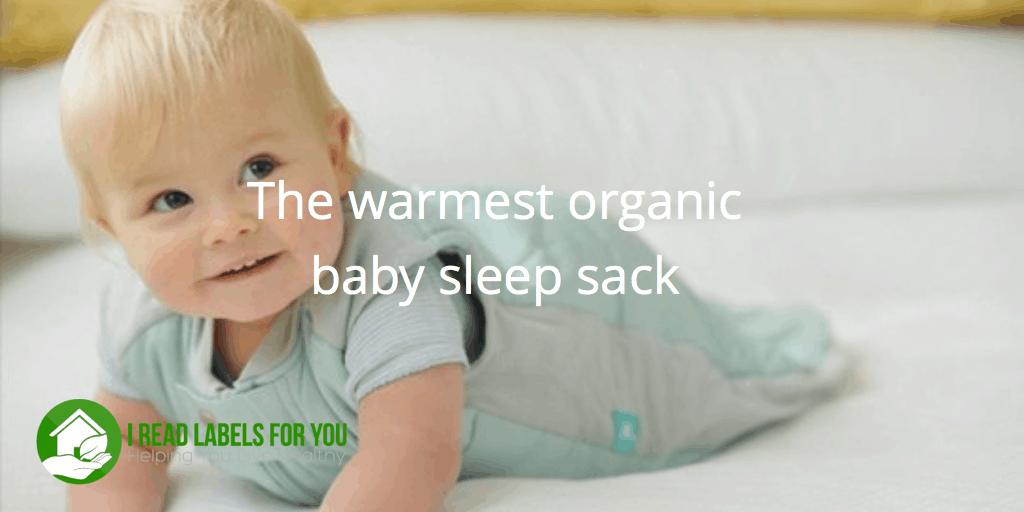 warm organic baby sleeps sack sleepsack