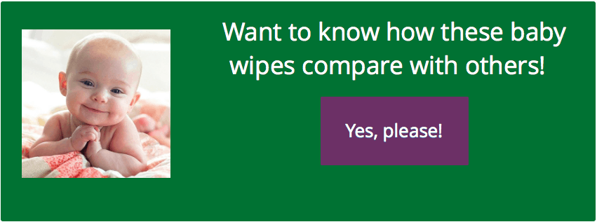 Huggies Baby Wipes - Safe or Toxic?