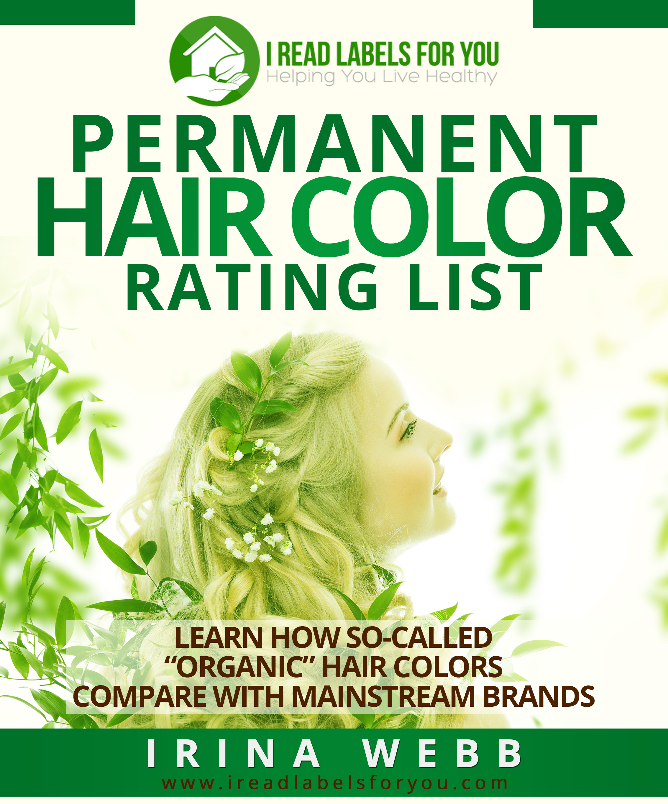 organic hair color