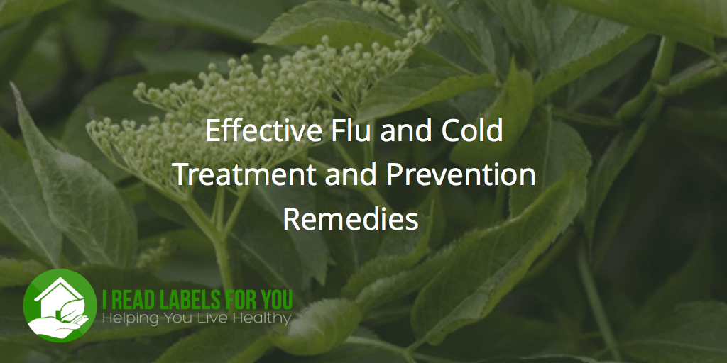 Cold Treatment Remedies Flu Prevention