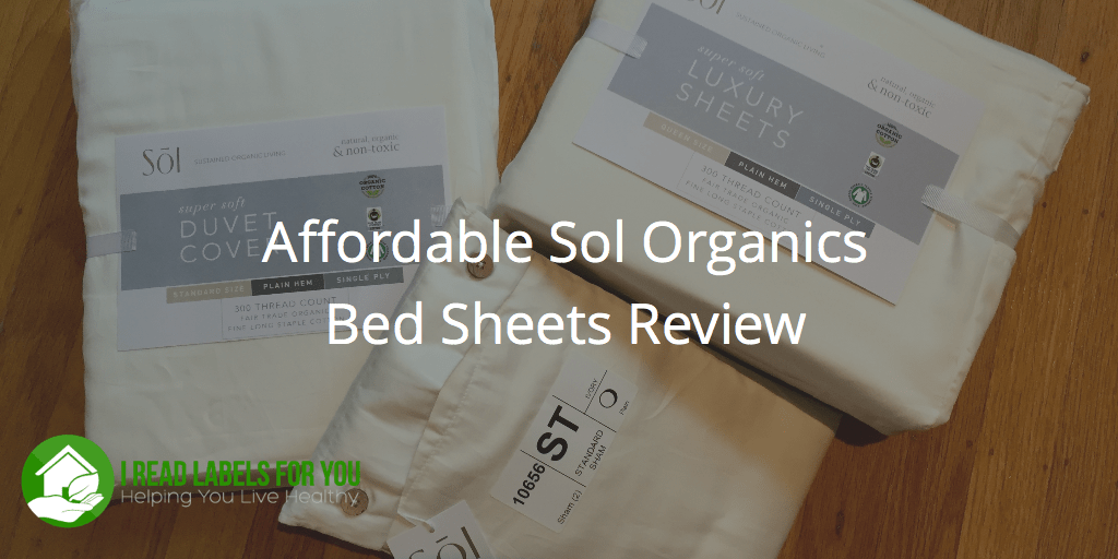Affordable Sol Organics Bed Sheets