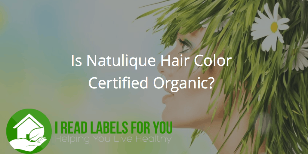 Natulique Hair Color
