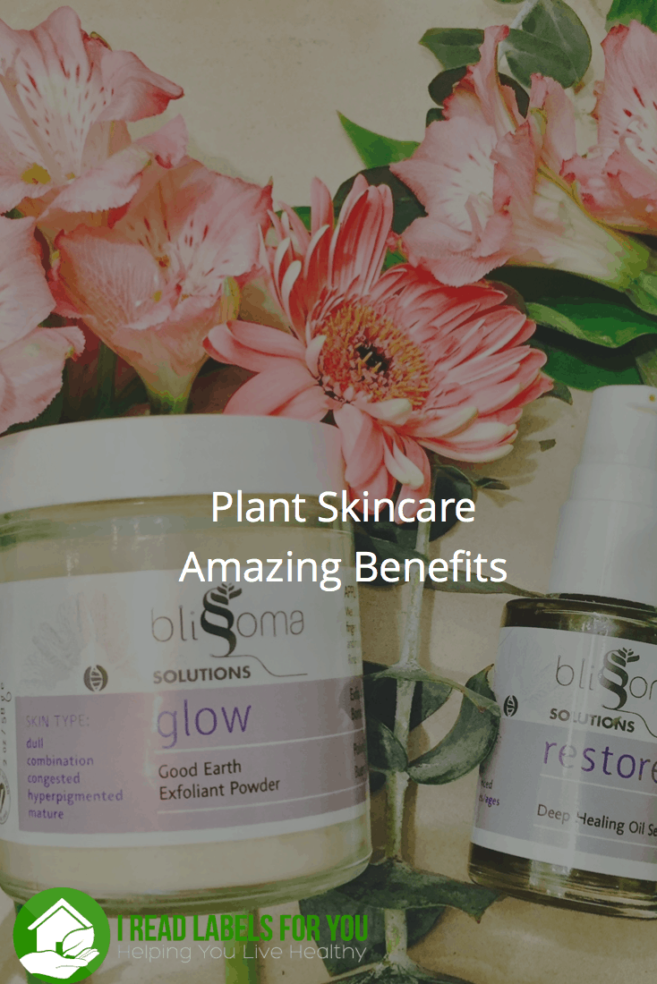 Plant Skincare Amazing Benefits Blissoma